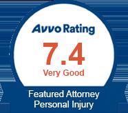 Avvo Rating 7.4